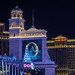Bellagio and Caesars Palace, Las Vegas