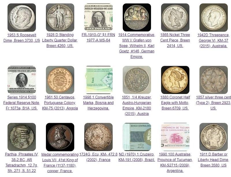 ANA Money Museum random images
