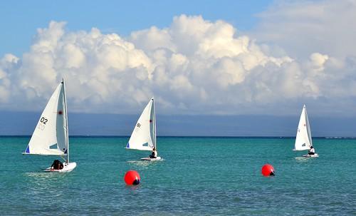 Sailing (Laser)