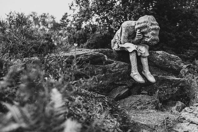 """""""Silent Howlers""""  Pilane Sculpture Park"""
