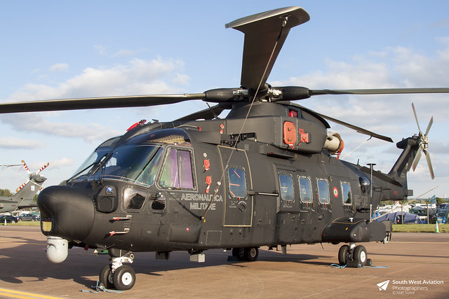 AgustaWestland HH-101A Caesar