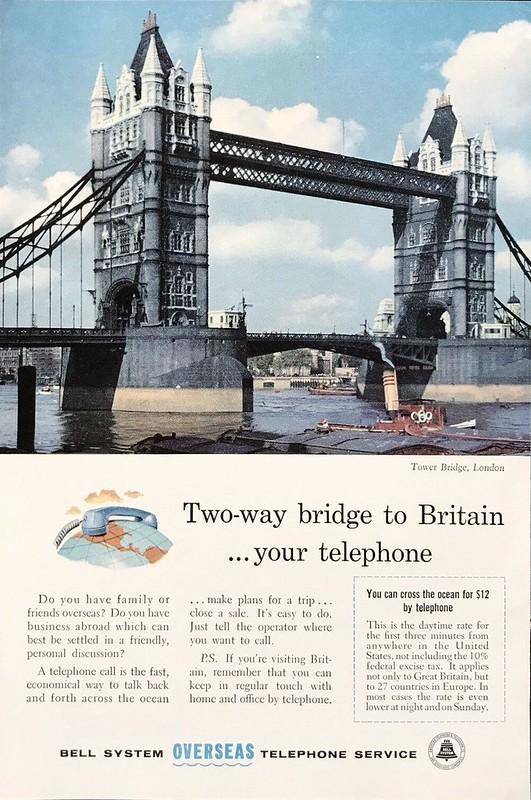 Bell System 1957