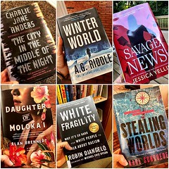 A little more variety in my second book haul of the summer! All excellent! #summerreading