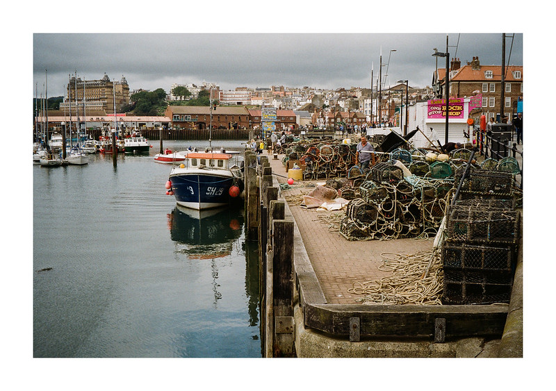 FILM - Lobster pot mooring