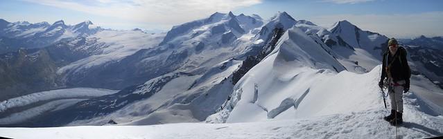 Breithron Summit (4165m)