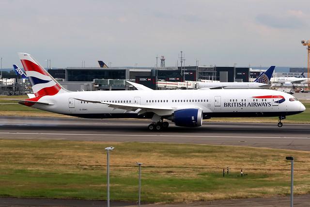 British Airways | Boeing 787-9 | G-ZBKL | London Heathrow