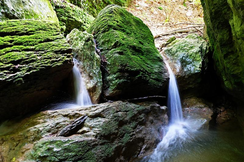 Ördög-árok, Bakony Mountains, Hungary