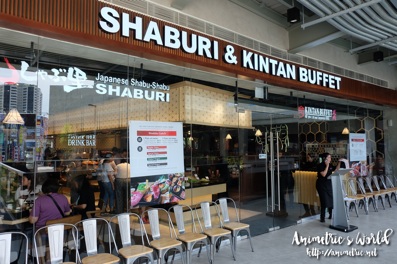 Shaburi and Kintan Buffet