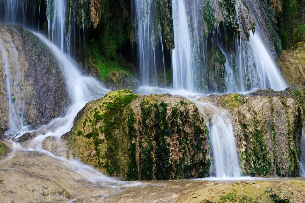 Lúčky Waterfall, Slovakia