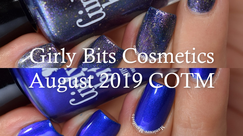 Girly Bits August 2019 COTM