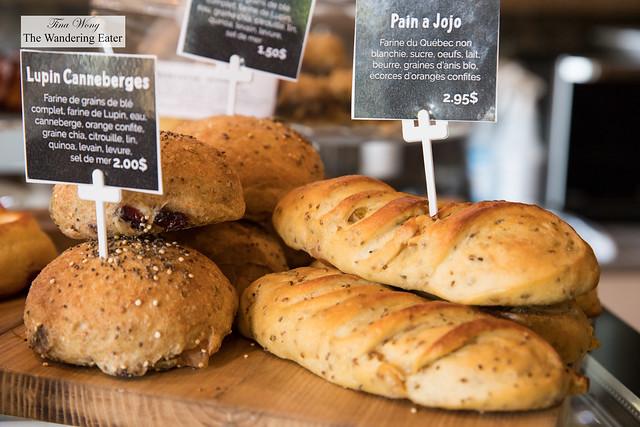 Mini savory rolls