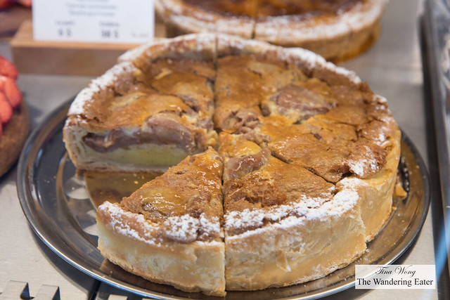 Grand Mère Normande - Caramelized apples tart