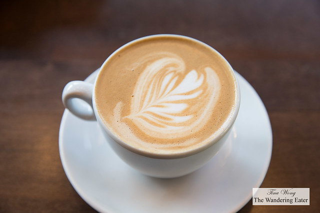 Capuccino - it's insanely good
