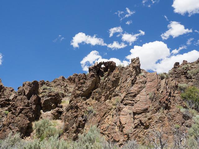 High Rock Canyon Hike July 2019