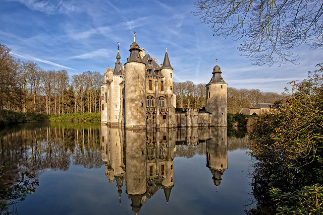 Borrekens castle