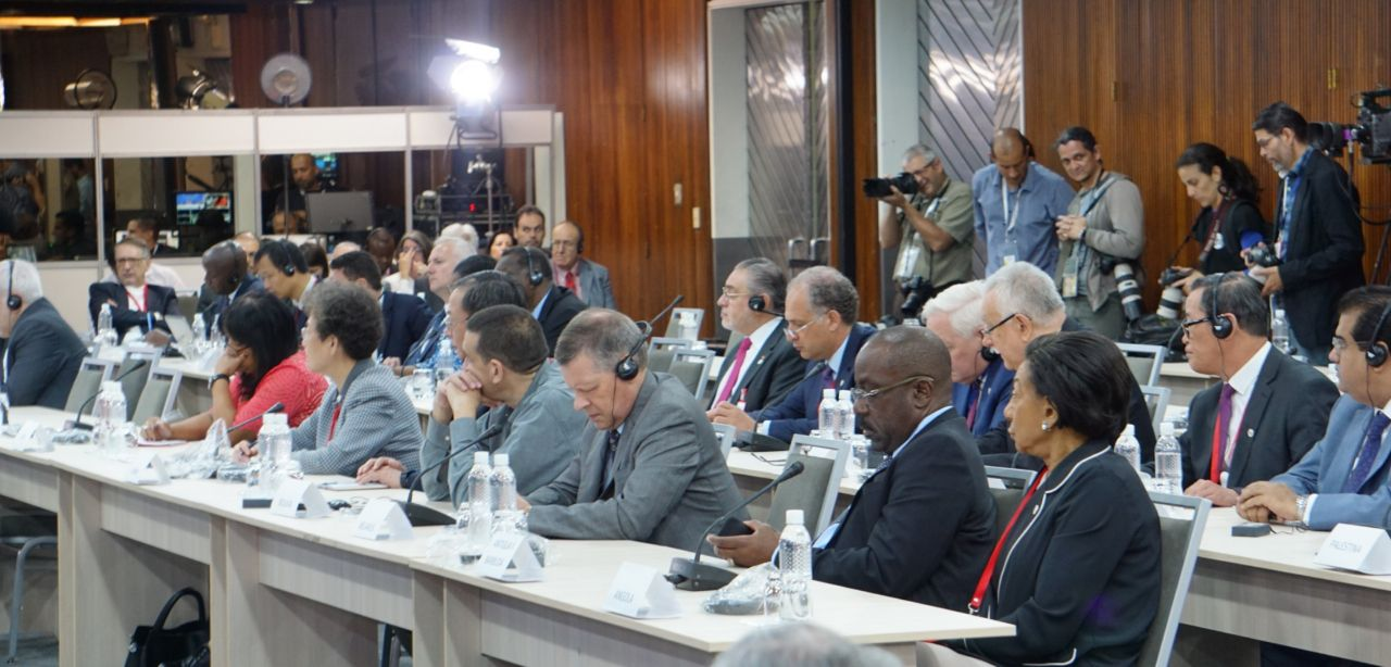 Reunión de países amigos en defensa de la carta de las Naciones Unidas
