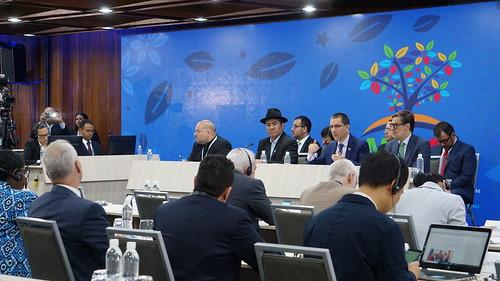 Mnoal Reunión de países amigos en defensa de la carta de las Naciones Unidas