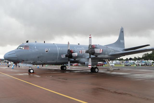 140112/112  -  Lockheed CP-140 Aurora  -  Canadian Air Force  -  RIAT 2019 20/7/19