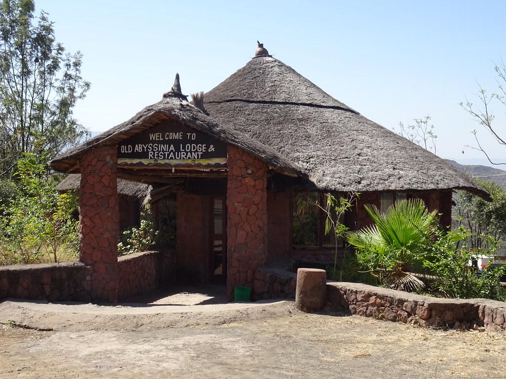 Old Abyssinia Lalibela