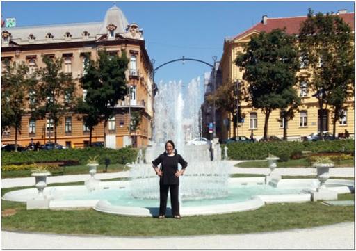 Pred fontanom