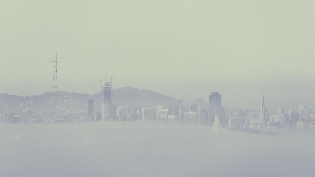 Pale Cloud City