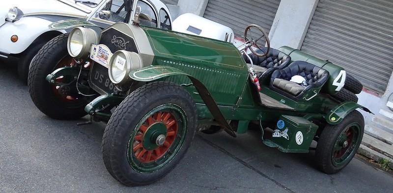 American La France Simplex Speedster  (1914)  (USA)  48339343096_7653bbf939_c