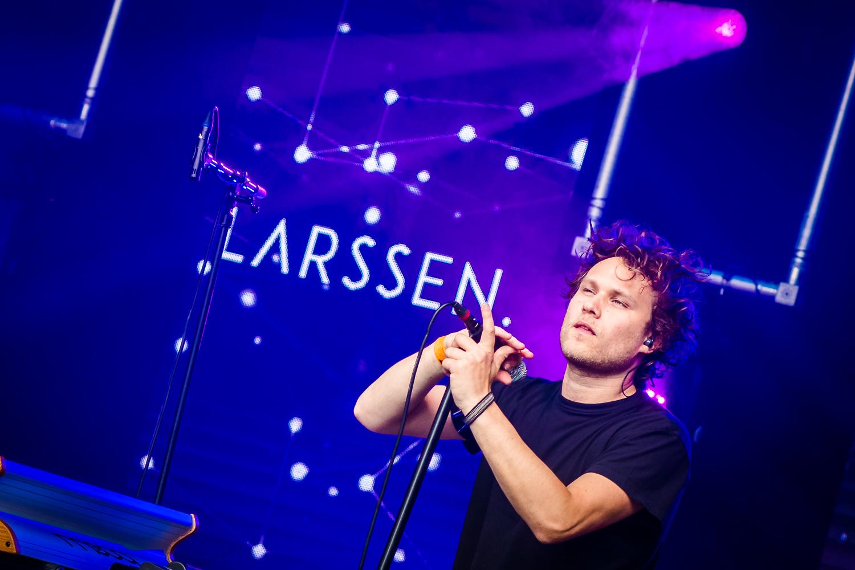 Larssen. @ PIT Festival 2019 (© Timmy Haubrechts)