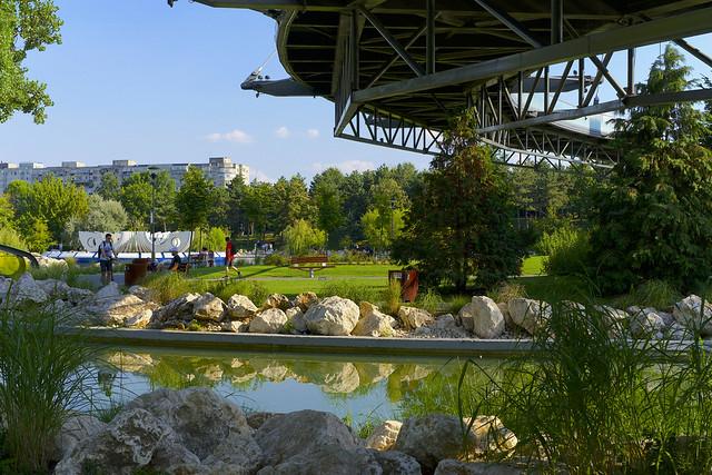 Moghioros Park / Drumul Taberei