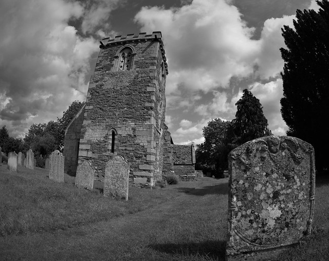 Brooke Church. Rutland.