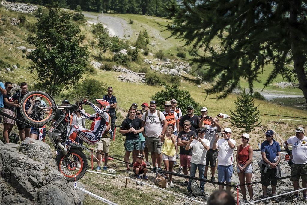Mundial TrialGP 2019, Francia, Auron