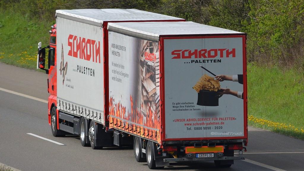 D - Schroth Paletten MAN TGX XXL - a photo on Flickriver