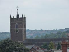 St Thomas' Church, Stourbridge seen from Hanbury Hill