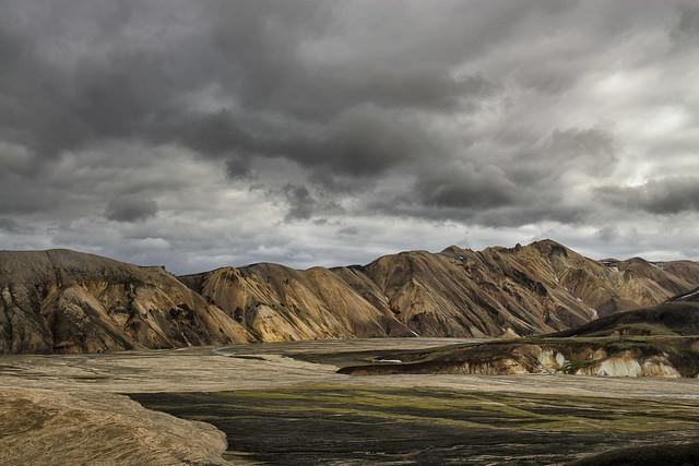 Landmannalauger Iceland 06/2019