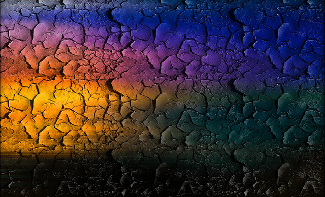Colours and texture ...