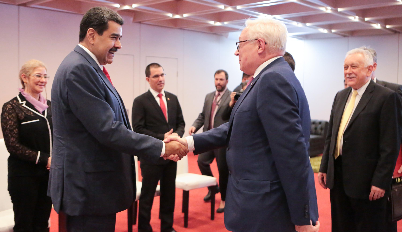 Se fortalecen lazos entre Rusia y Venezuela