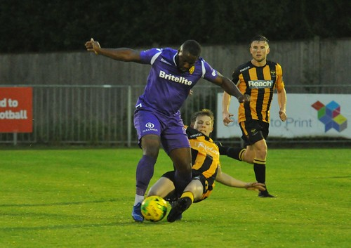 PSF: East Grinstead Town 1-2 Maidstone United
