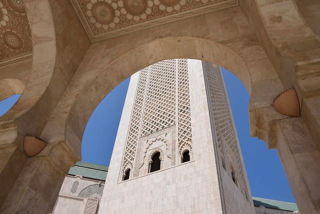 Hassan II Mosque... Casablanca Morocco 🇲🇦