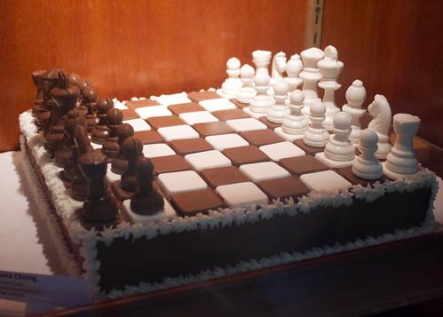 CA State Fair 2019 - Chess Cake