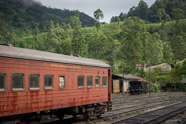 Sri Lankin' Railways.