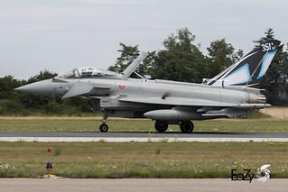 MM7312 Italian Air Force (Aeronautica Militare) Eurofighter F-2000A Typhoon