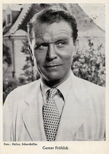 Gustav Fröhlich in Haus des Lebens (1952)