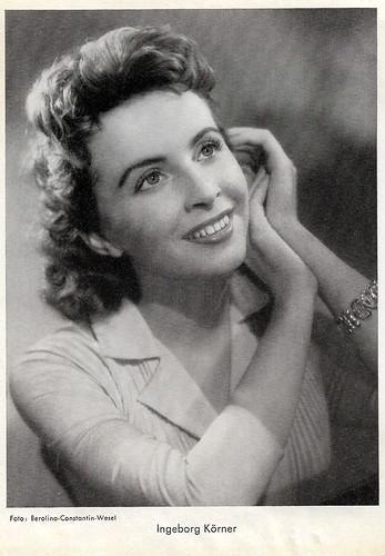 Ingeborg Körner in Mein Leopold (1955)