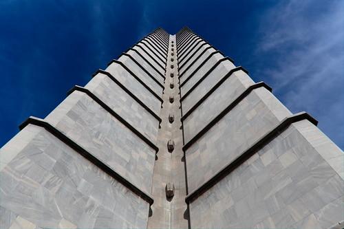 memorial martí josé plazadelarevolución lahabana avenidapaseocuba monument symmetry canon eos6d 24105mm