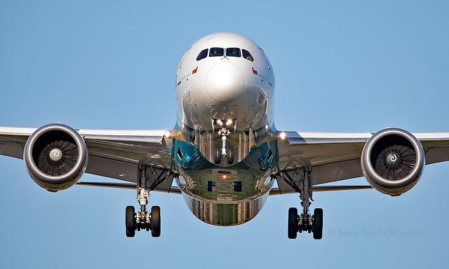 A4O-SF - Boeing 787-9 Dreamliner - LHR