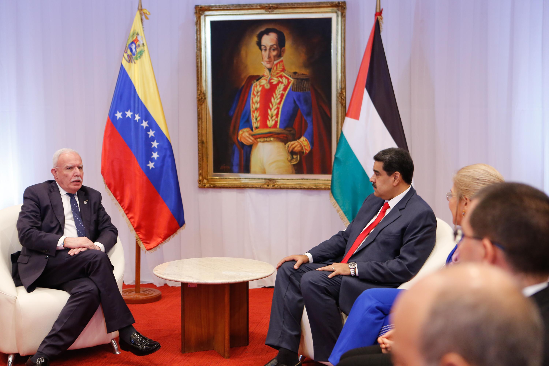Venezuela e Irán ratifican lucha por la consolidación de la paz