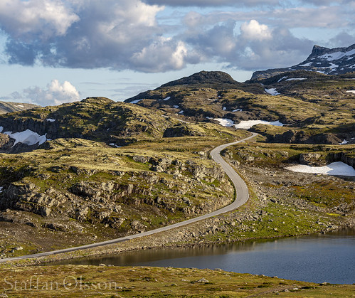 adventure canon canoneos6d eos hike hiking landscape mountain nature norway norge outdoors outdoor road roadtrip sky shadow snow sunset travel wildlife water