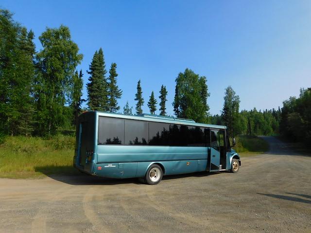 Our Tour Bus