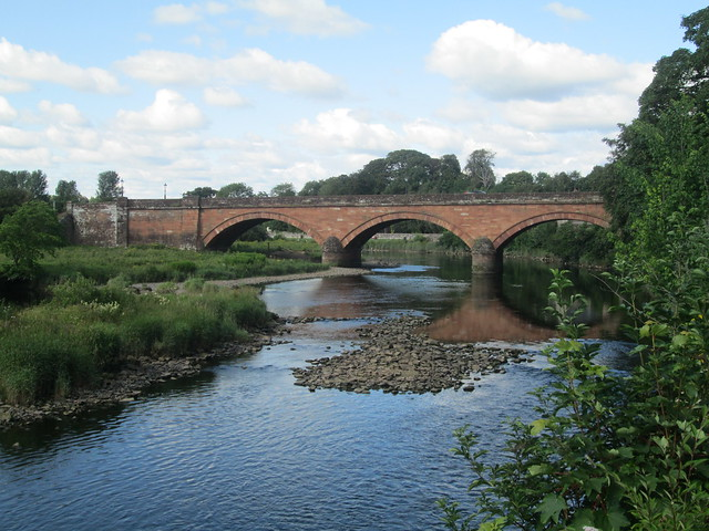 Annan Bridge, Scotland