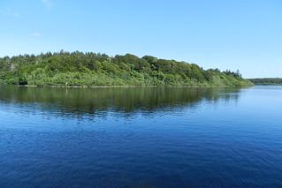 Lago Corrib Cong condado de Mayo Republica de Irlanda 06