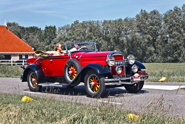 Hudson Roadster 1929 (5534)
